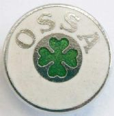 Ossa - Enamel Badge